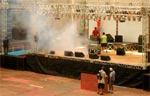 Licht und Bühne
