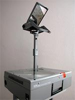 Overhead Projektor Verleih
